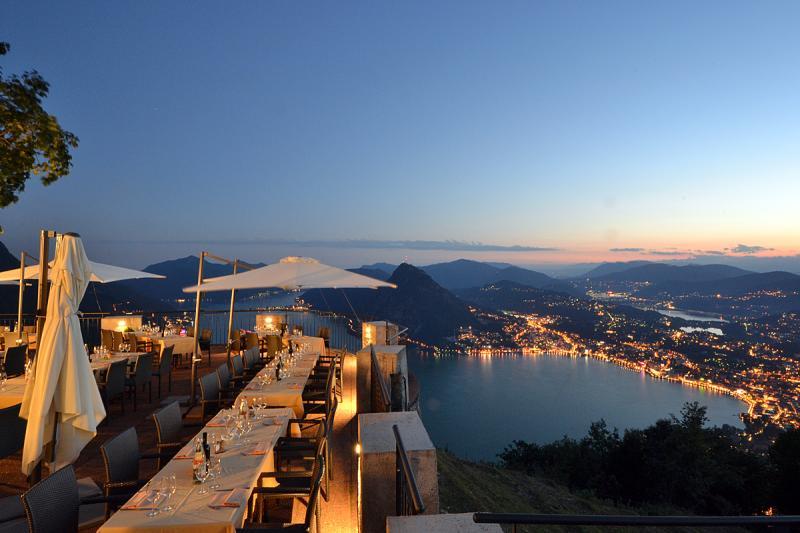 Monte bre - Taxi Lugano
