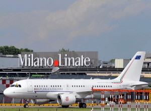 Taxi to Linate
