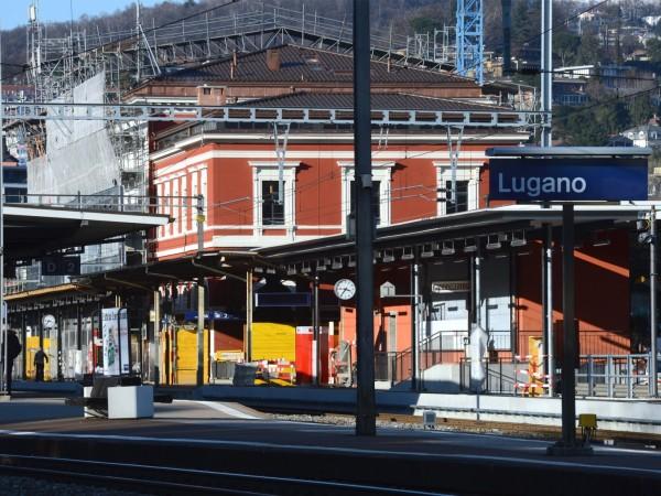 Taxi Lugano Stazione